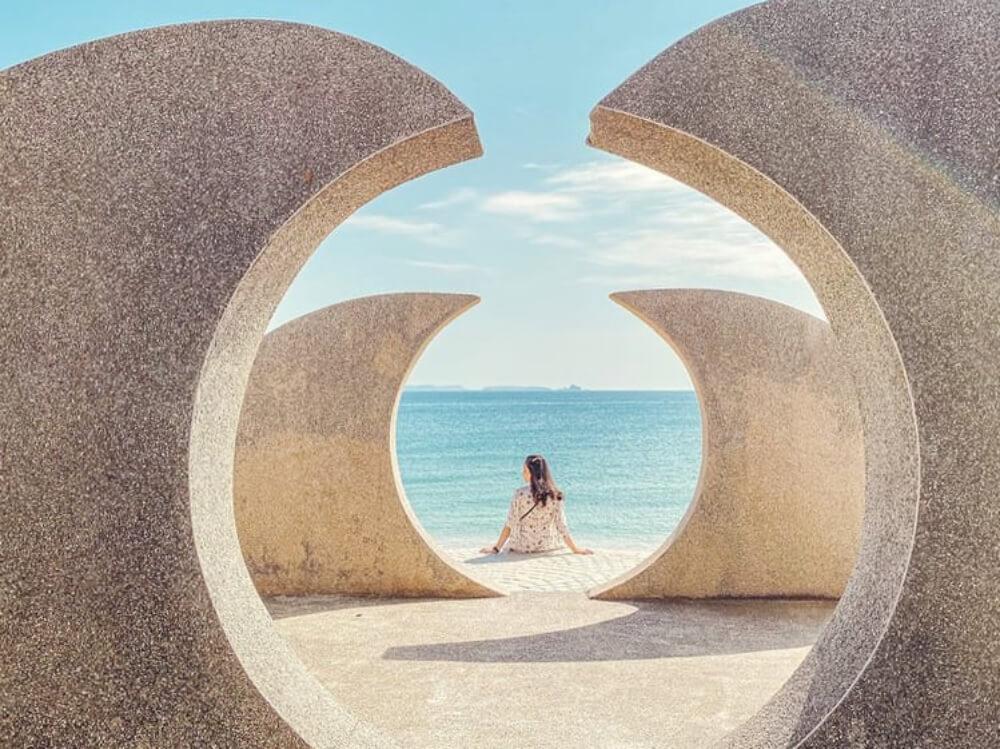澎湖景點2020-網垵口沙灘