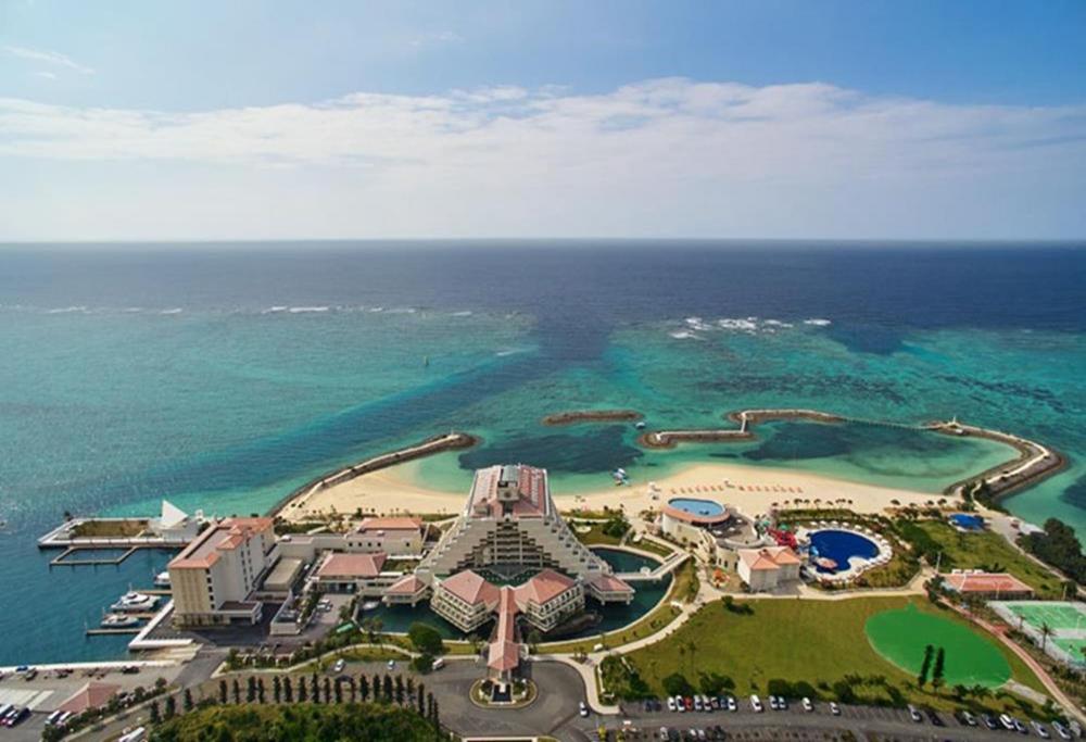 沖繩太陽碼頭酒店