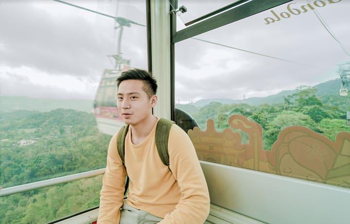 台北景點-貓空纜車