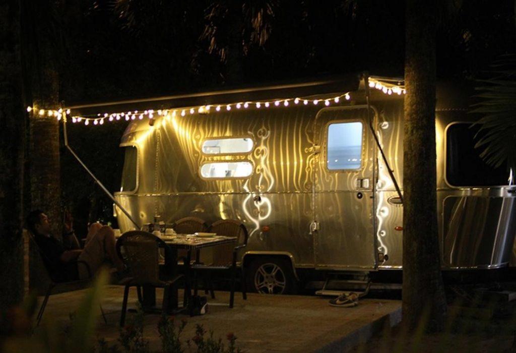 日暉國際渡假村台東池上Airstream 夢想體驗營區