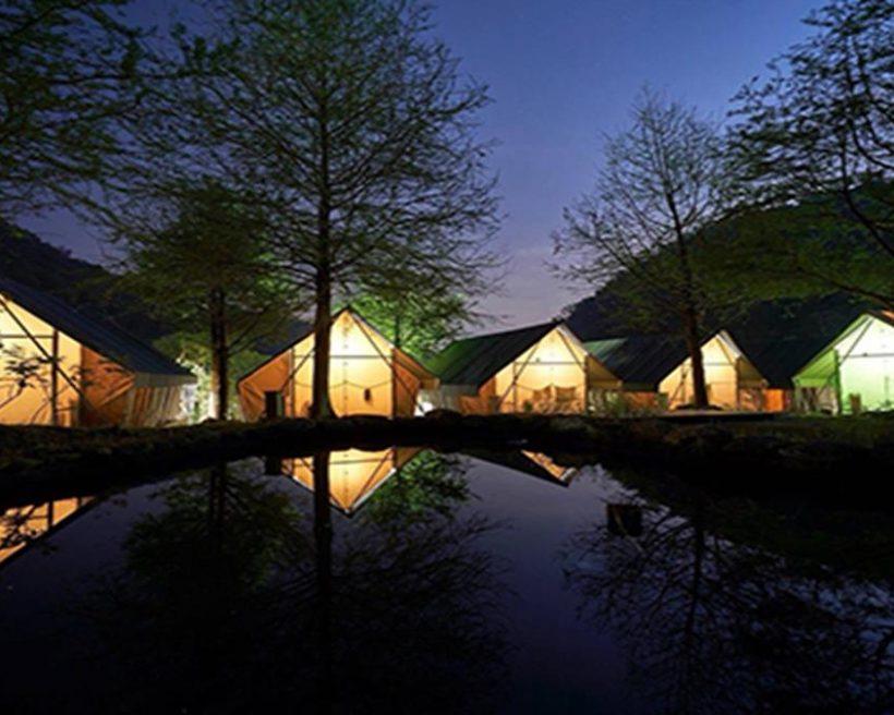 【中秋節特輯】媲美飯店!全台5大可與滿天星空共眠的露營地、露營車推薦!