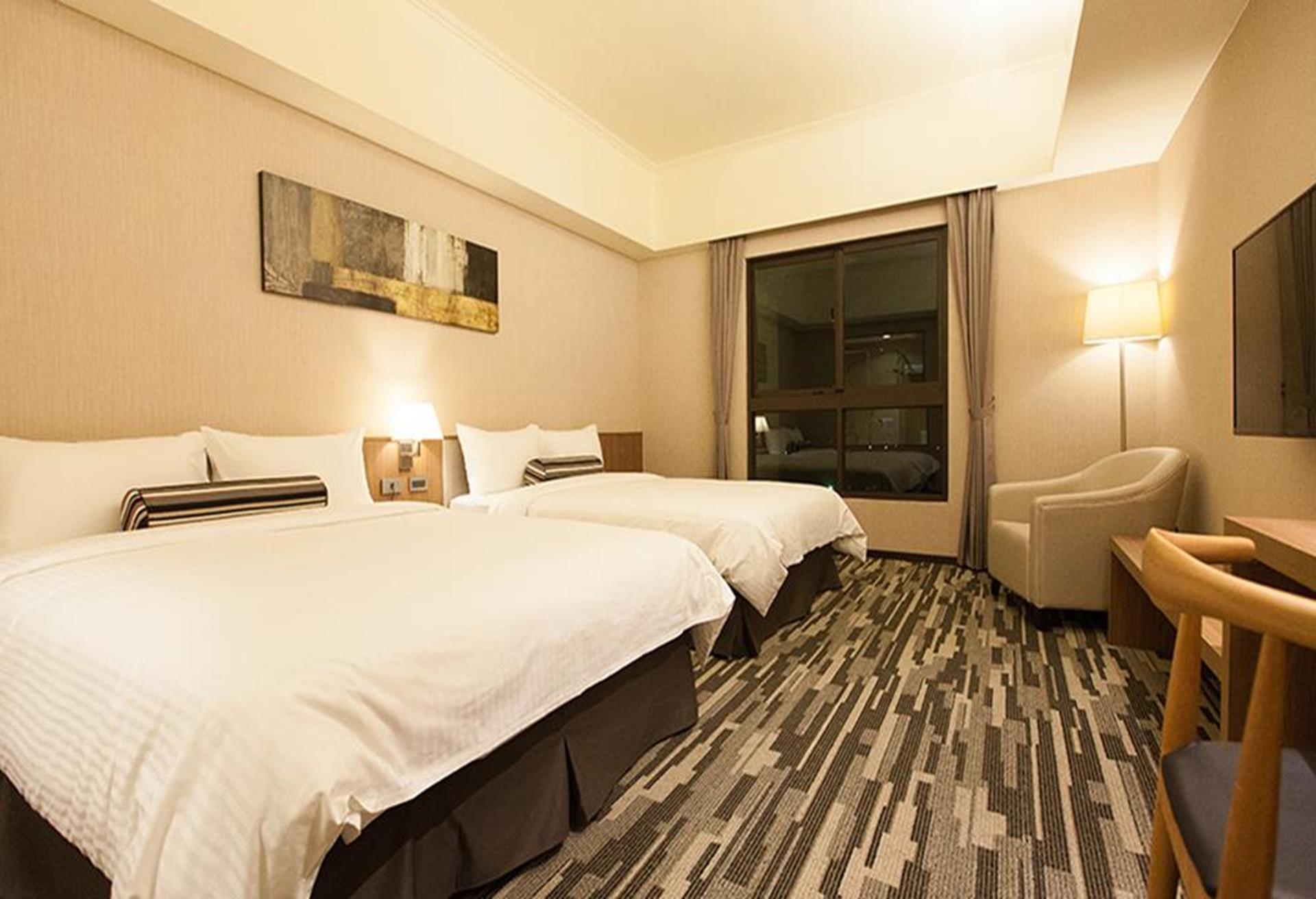台東知本溫泉飯店推薦F Hotel知本館