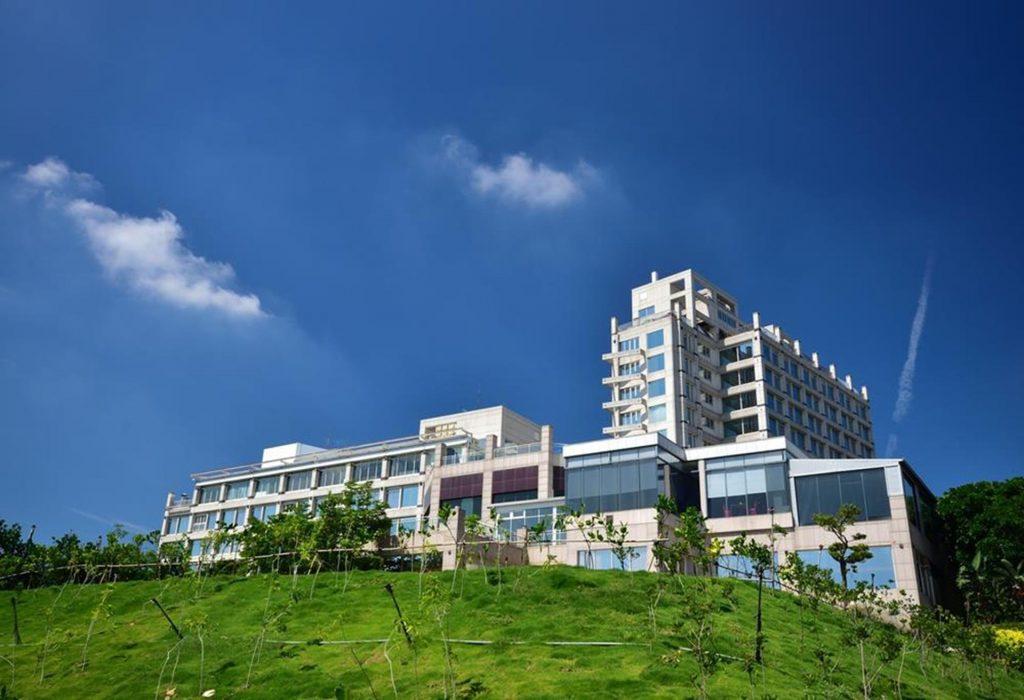今天台中住宿優惠 清新溫泉飯店