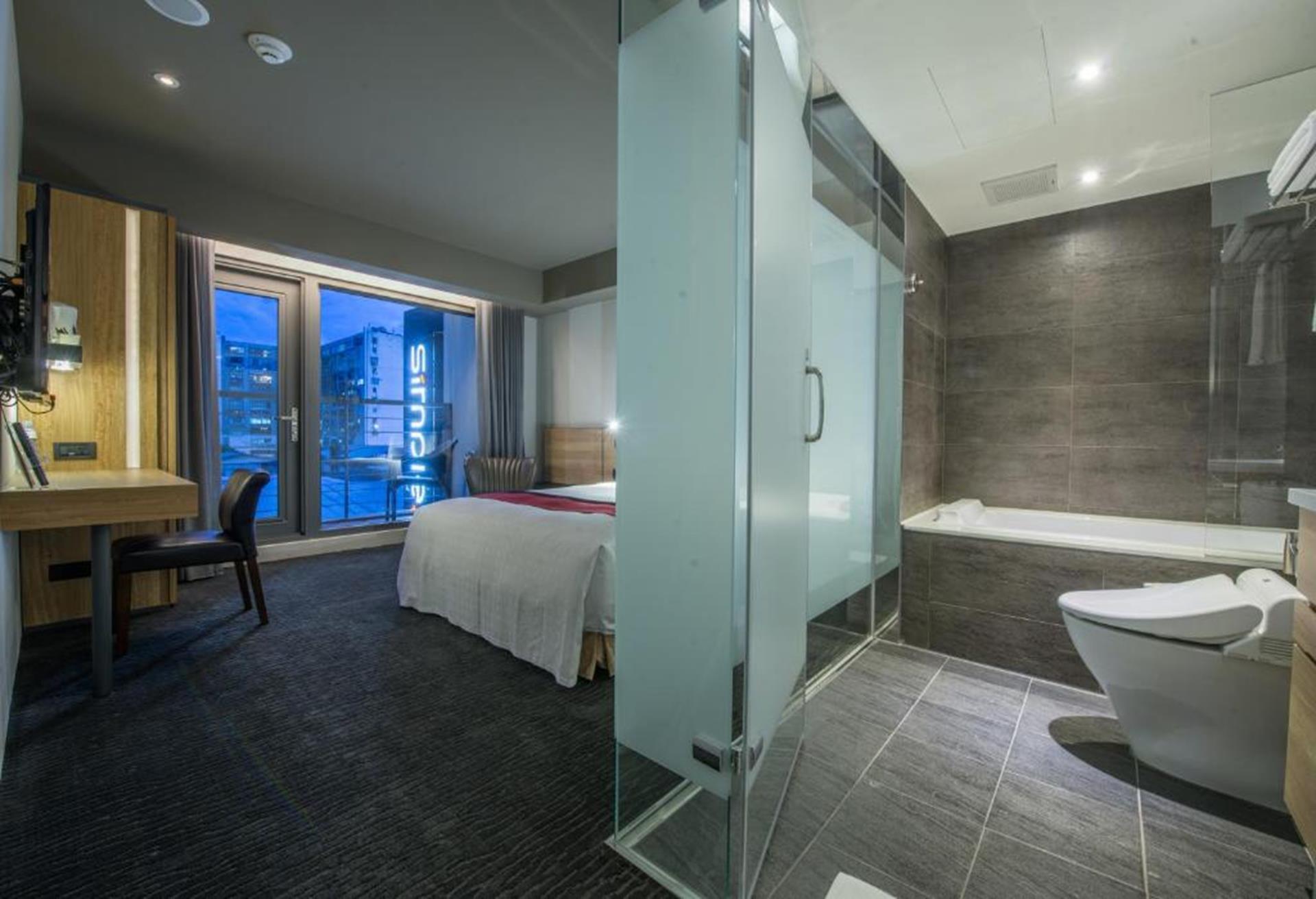 Simple+ 飯店,Simple Plus,台北捷運住宿,台北 捷運 飯店,台北 捷運住宿