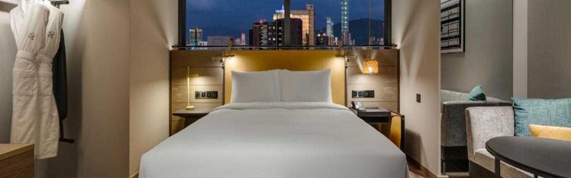 2021 台北新飯店