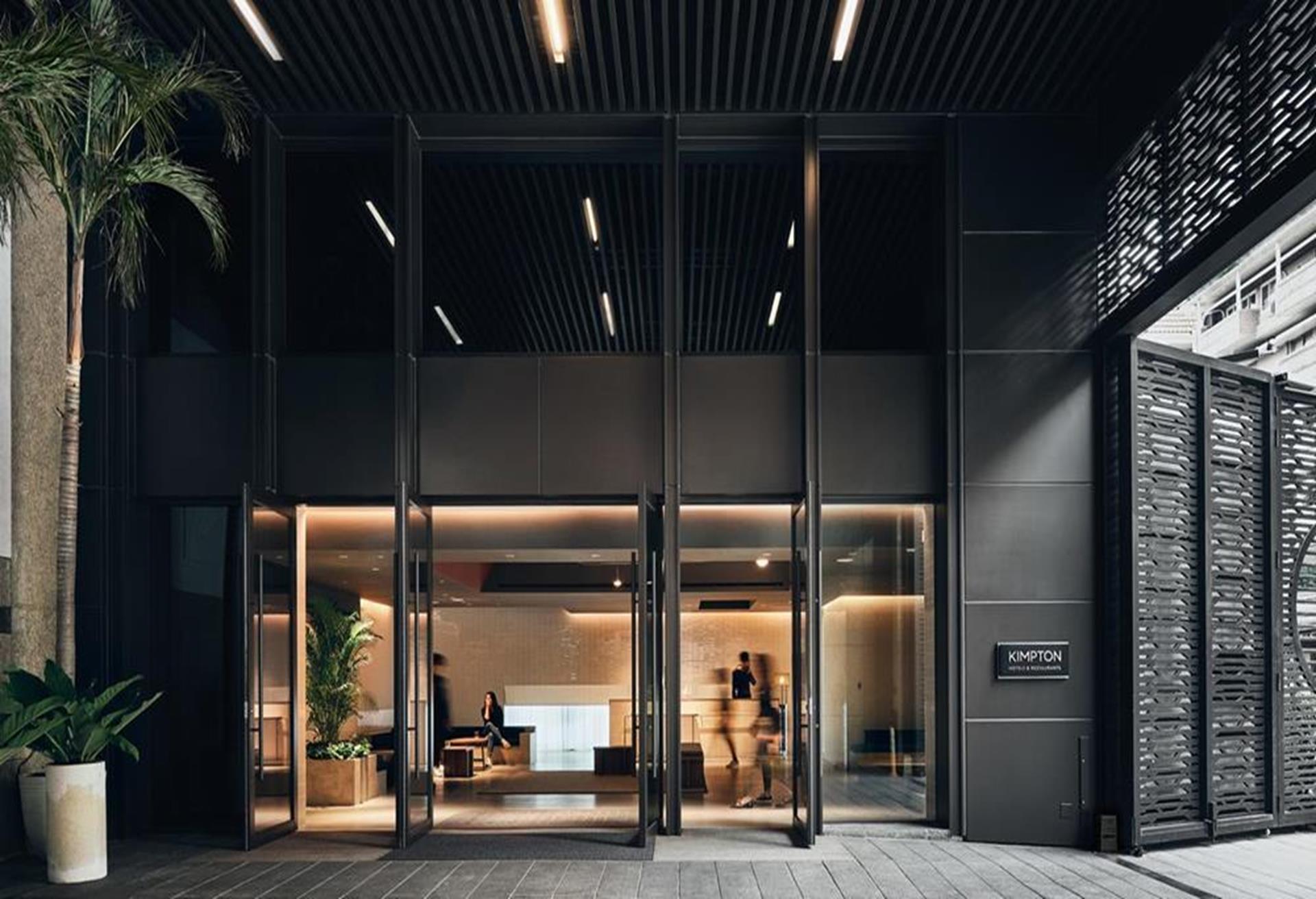 金普頓大安酒店,台北米其林飯店,台北寵物友善飯店,台北新飯店2021