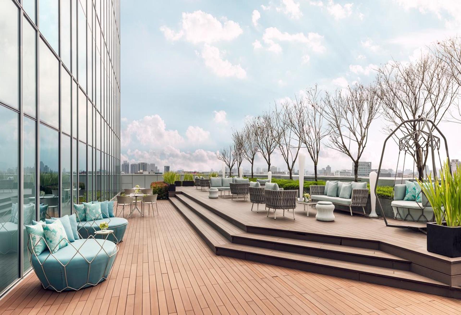 台北國泰萬怡酒店,國泰萬怡,台北新飯店2021