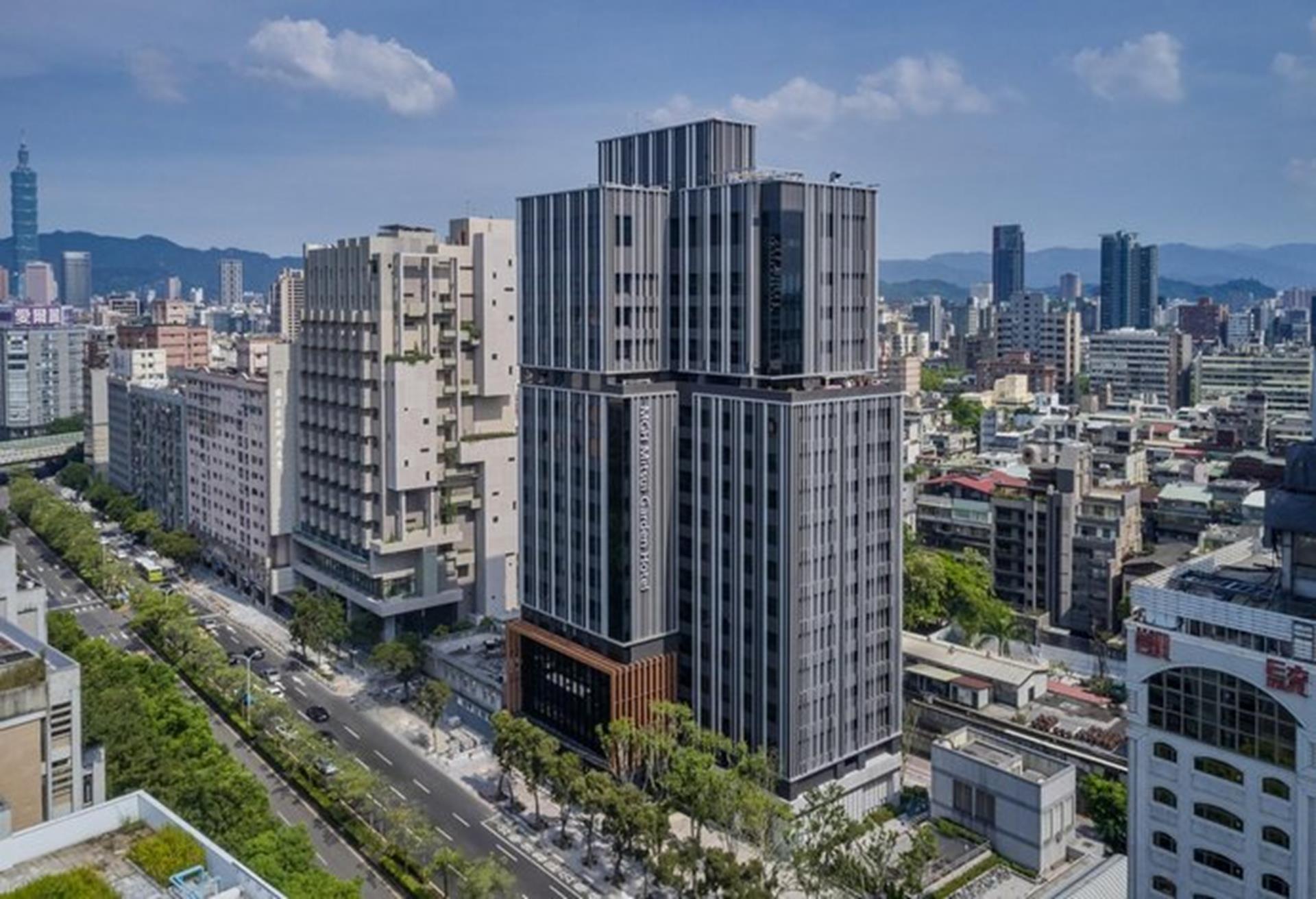 和苑三井花園飯店台北忠孝,台北新飯店2021