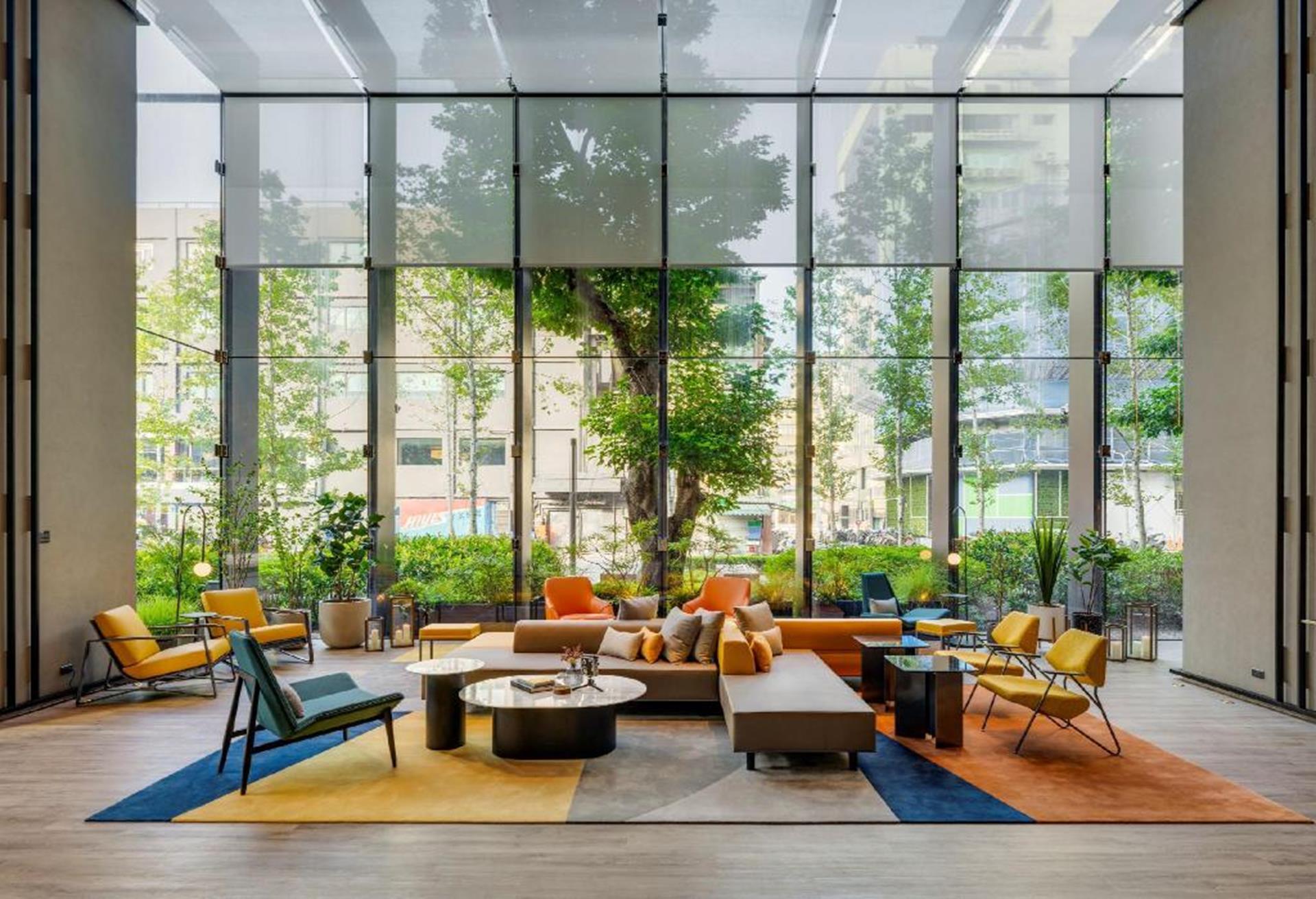 台北時代寓所,台北新飯店2021