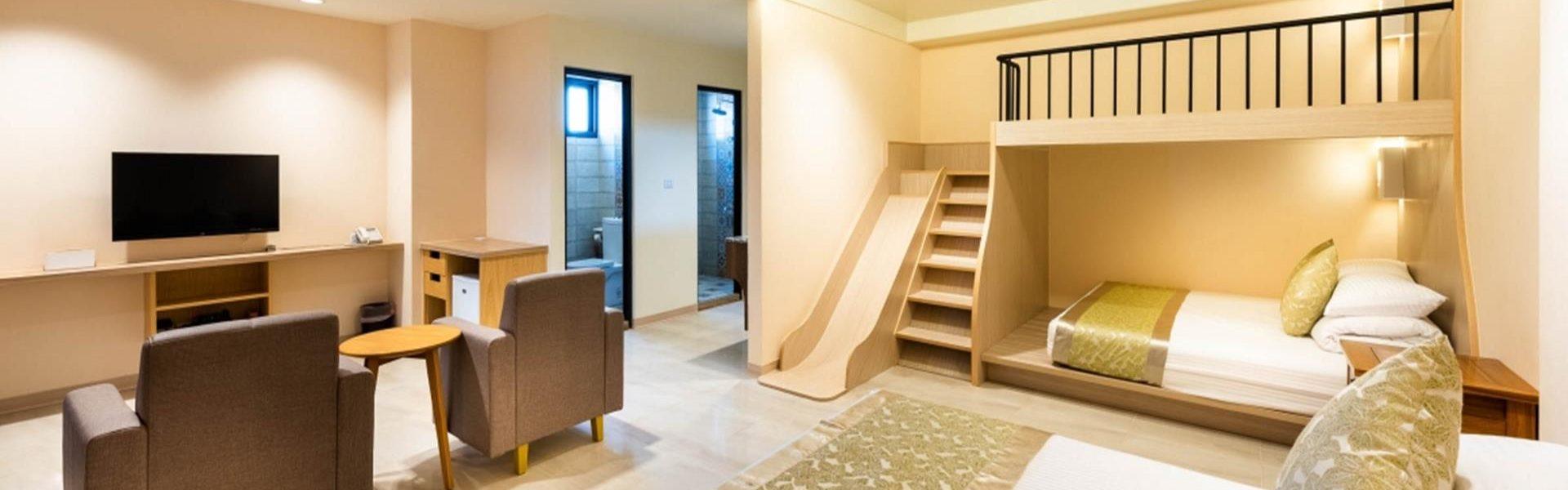 【小琉球親子民宿推薦】備主題房型、房內溜滑梯、套裝行程的小琉球民宿
