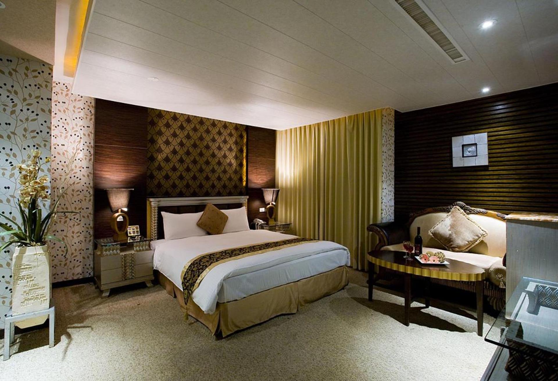 新竹汽車旅館 水晶溫泉旅館
