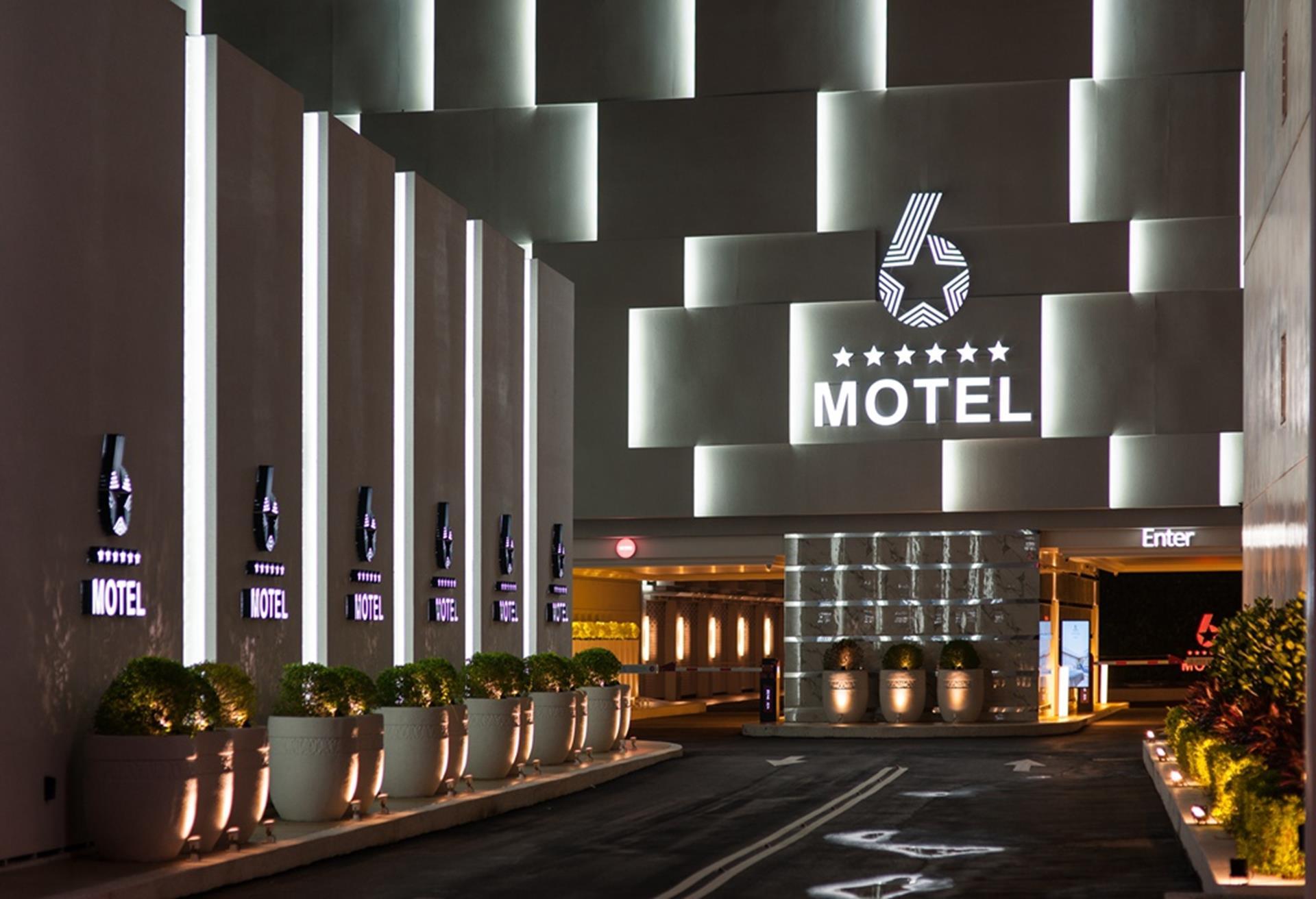 桃園汽車旅館推薦 六星旅館