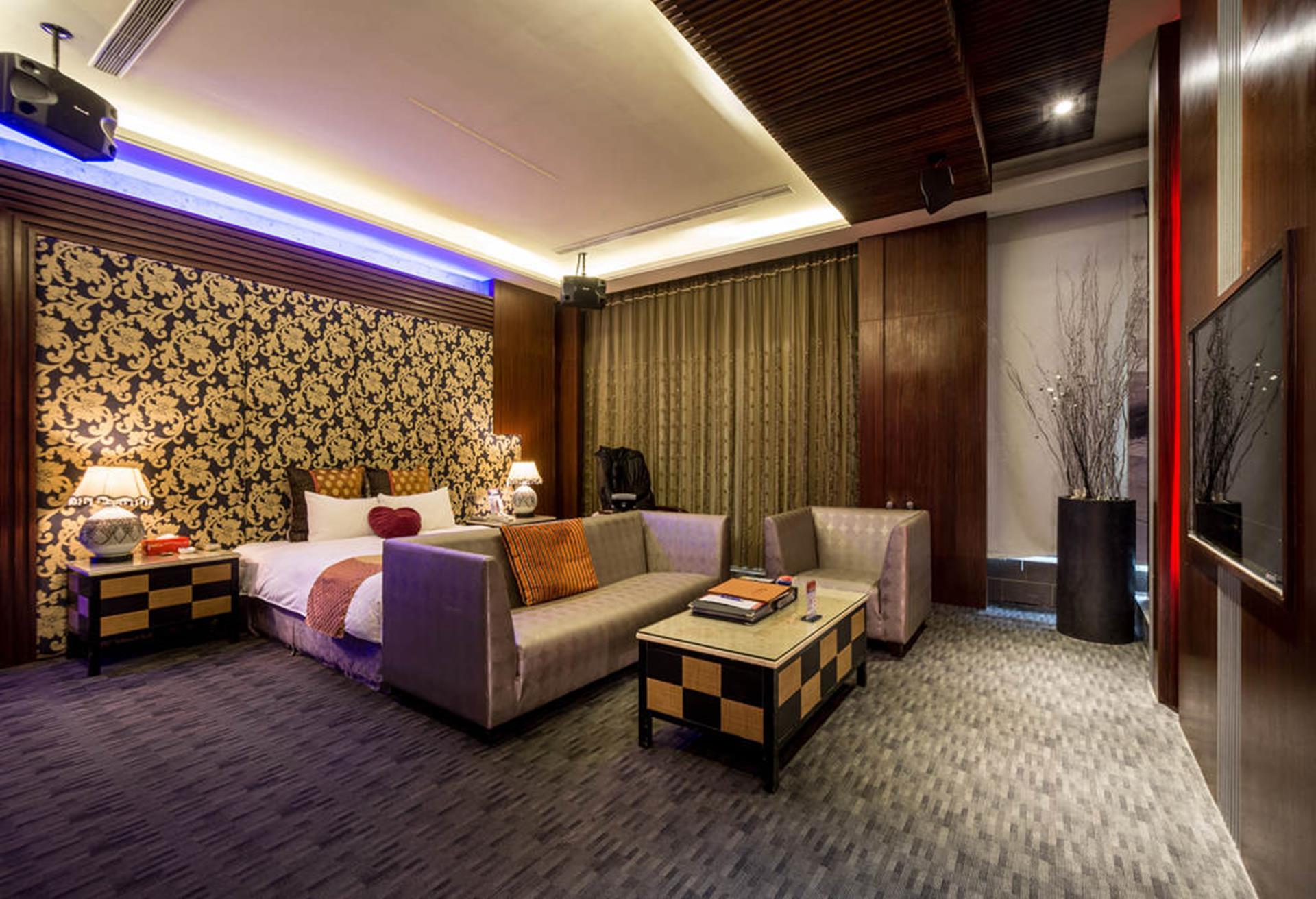 台北汽車旅館推薦 挪威森林新店精品spa館
