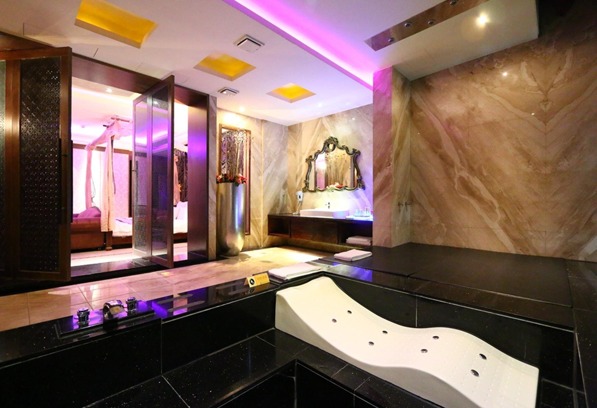 台北汽車旅館推薦 美麗殿精品旅館-中和館