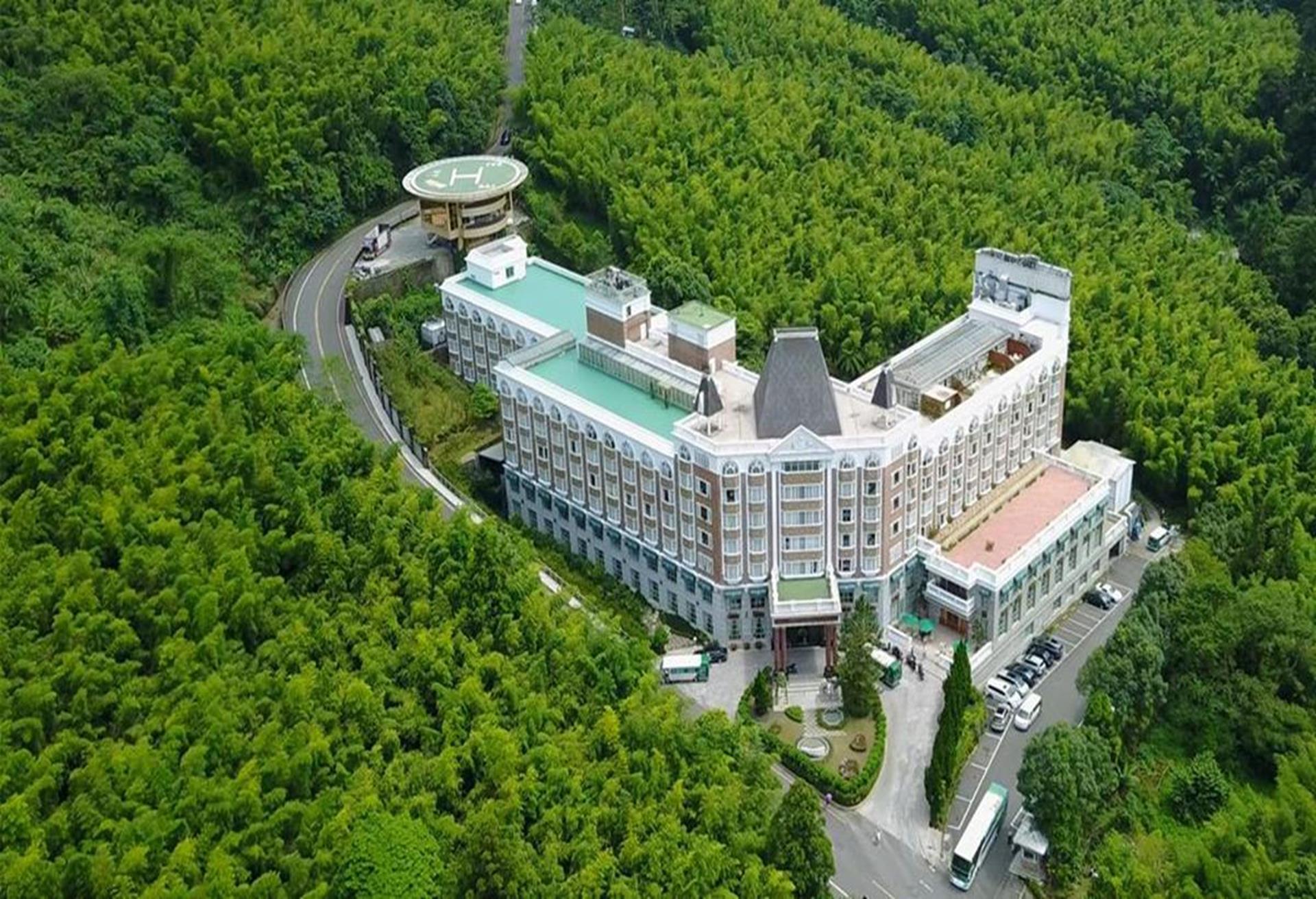 溪頭渡假飯店推薦 - 溪頭米堤大飯店