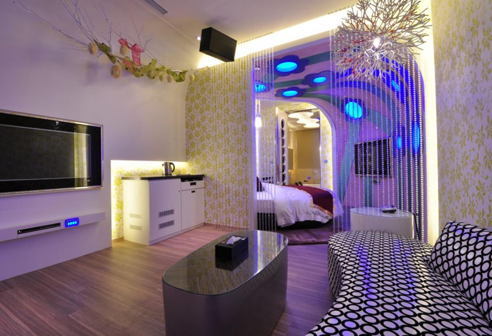 台北汽車旅館推薦 美麗海精品汽車旅館