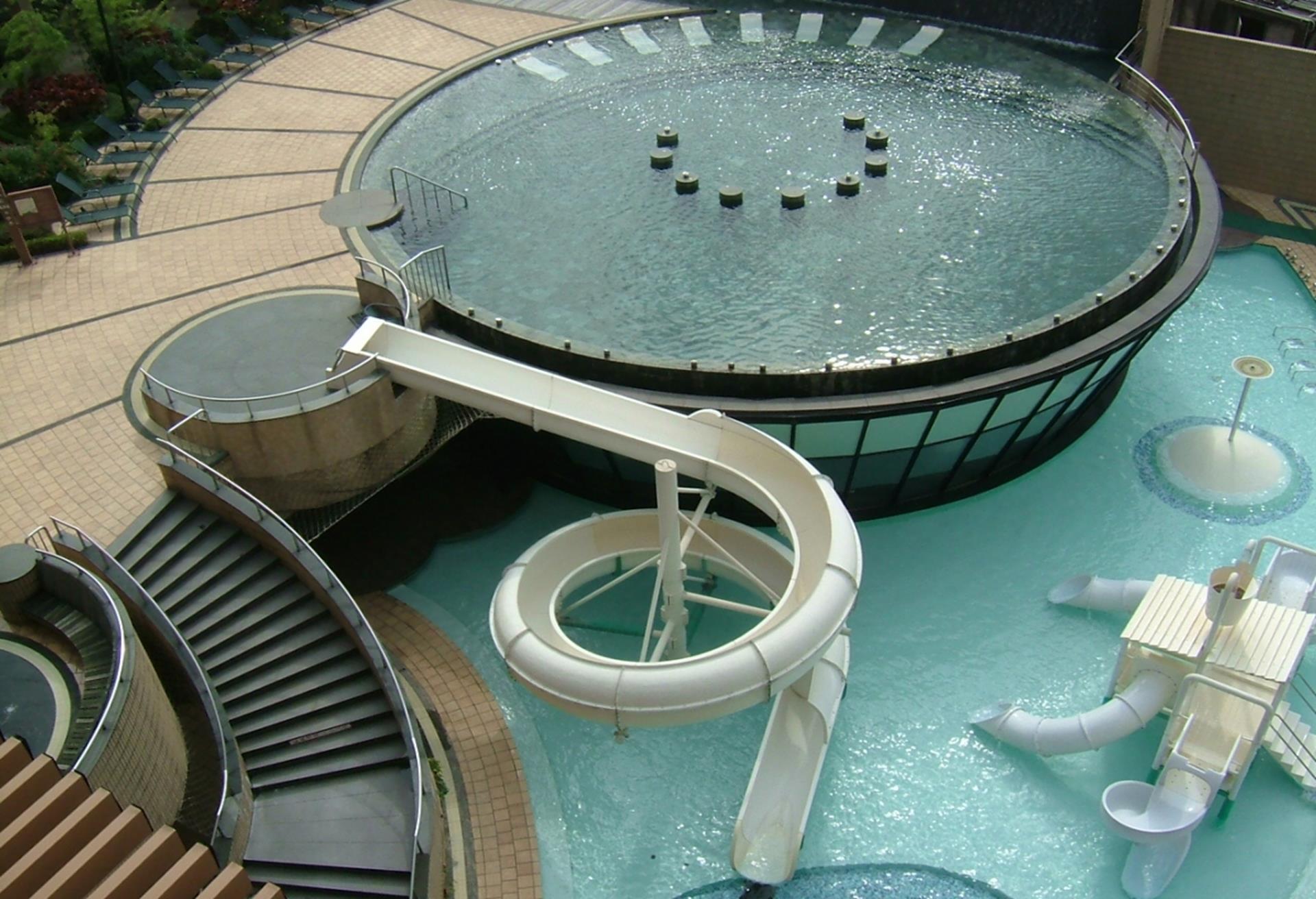 台北親子飯店推薦 - 陽明山天籟渡假酒店有孩子們永玩不膩的水世界