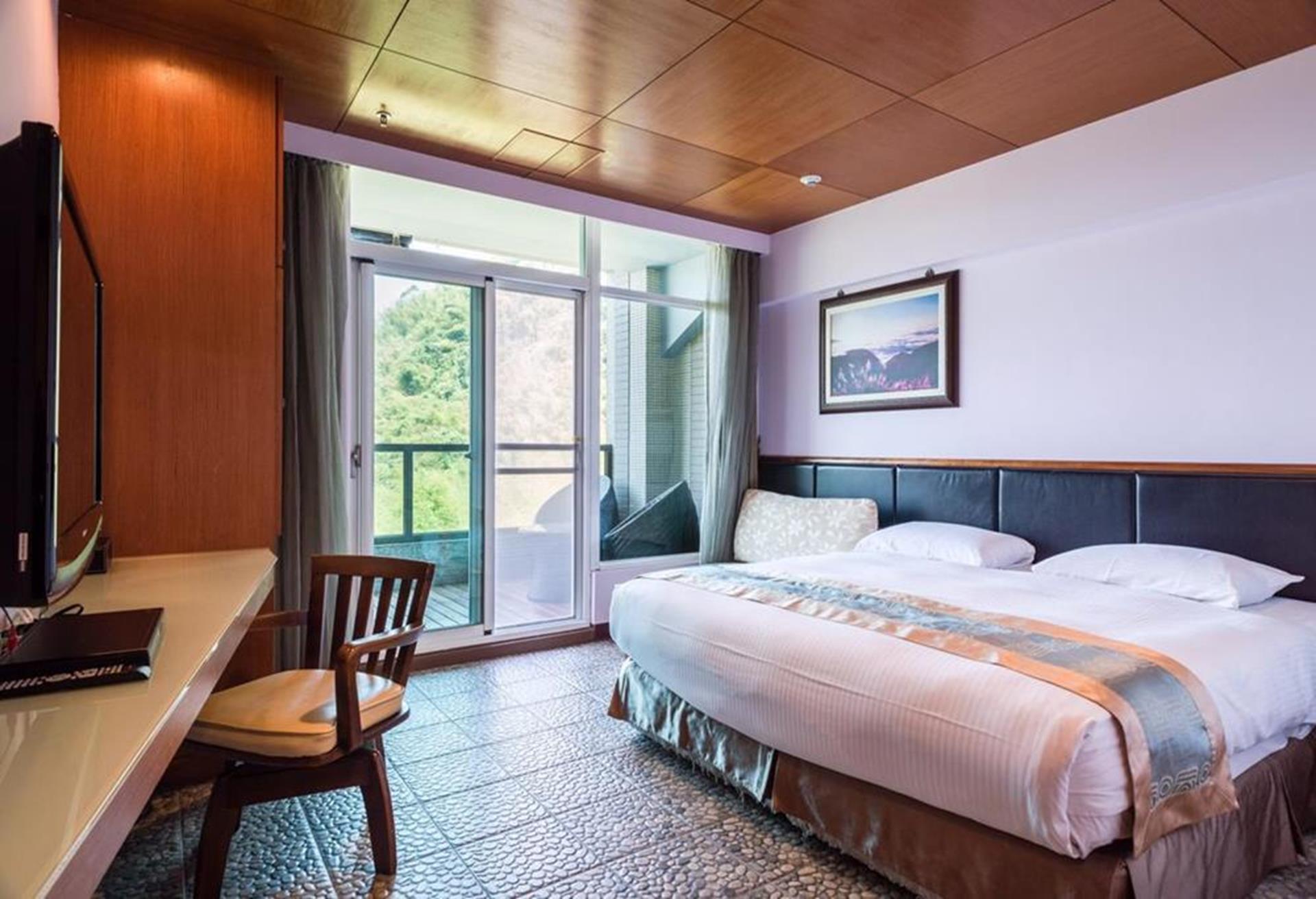 溪頭渡假飯店推薦 - 夏緹飯店房間