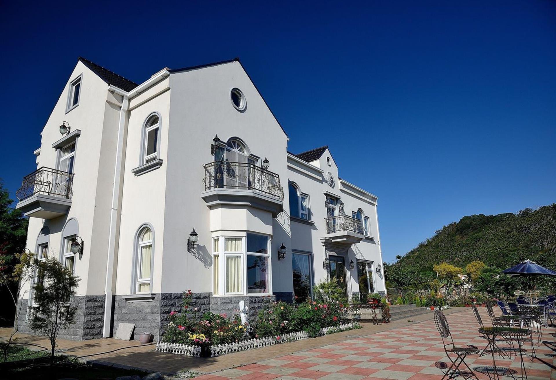 溪頭渡假飯店推薦 - 維多麗亞玫瑰莊園