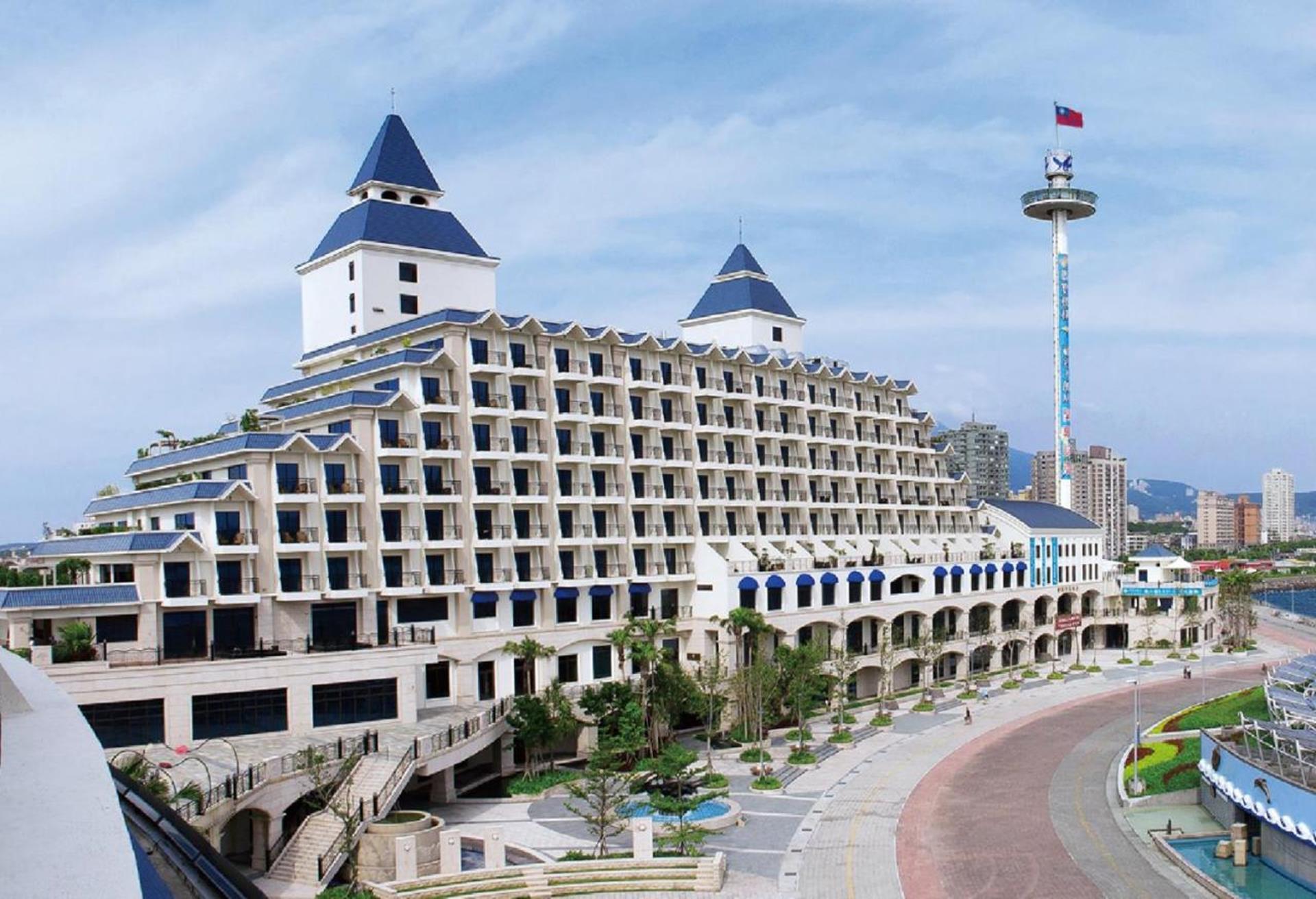 福容大飯店漁人碼頭,新北市親子飯店,新北市飯店,新北 五星級飯店