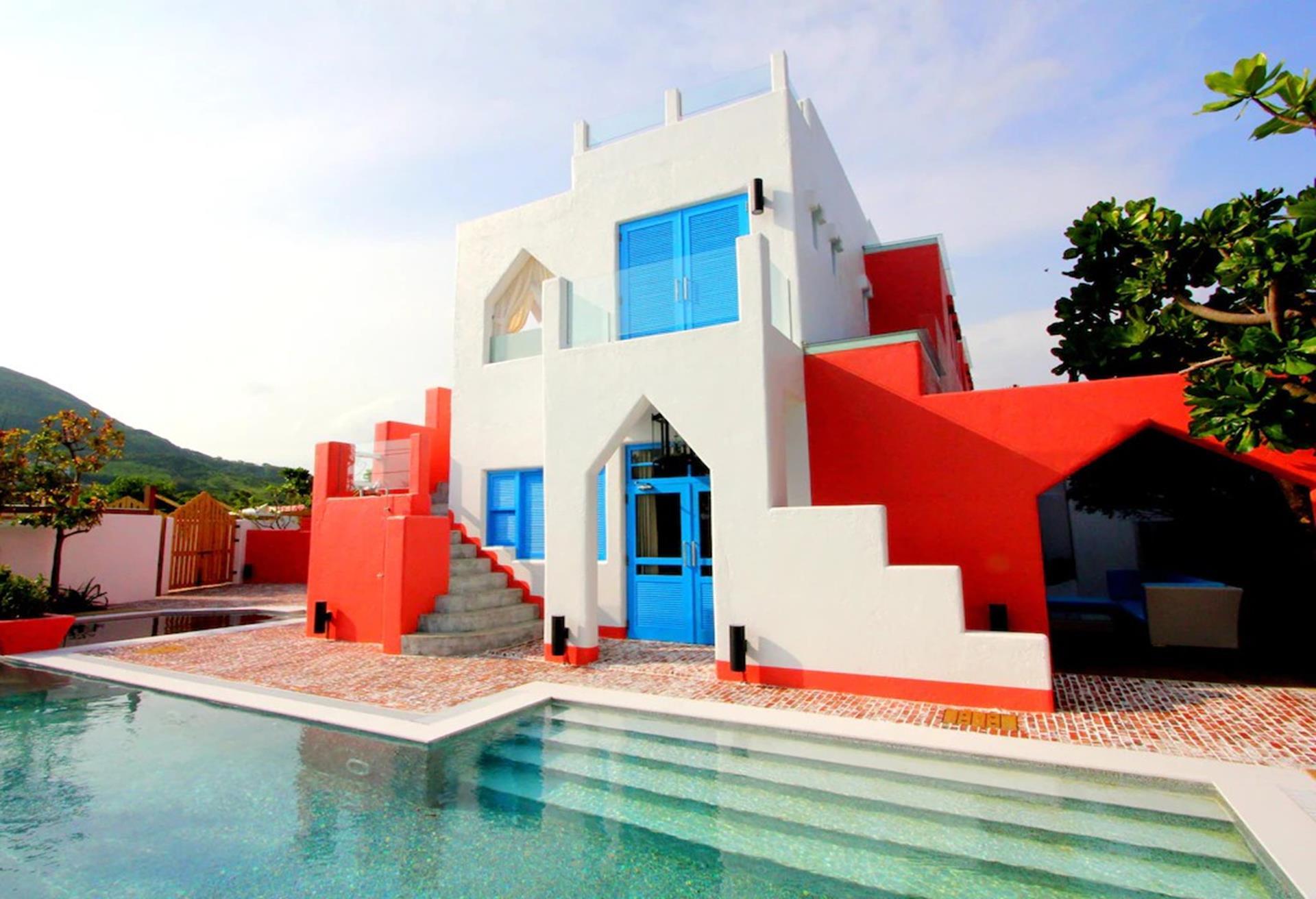 船帆石866 Villa,墾丁包棟住宿,墾丁包棟住宿推薦,墾丁包棟泳池,墾丁包棟 villa