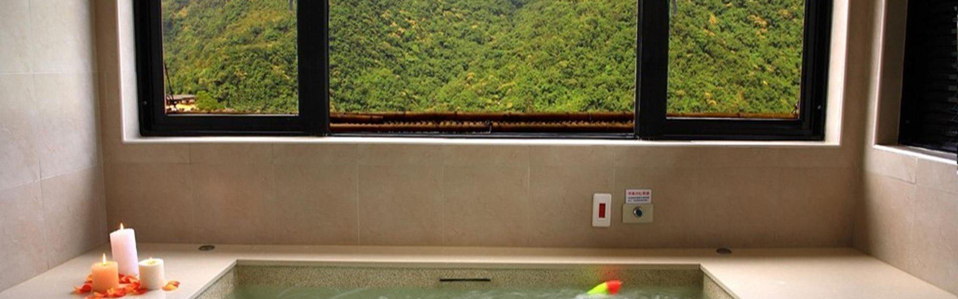 【烏來溫泉飯店推薦】隱身山林秘境!保証不踩雷的新北烏來溫泉飯店