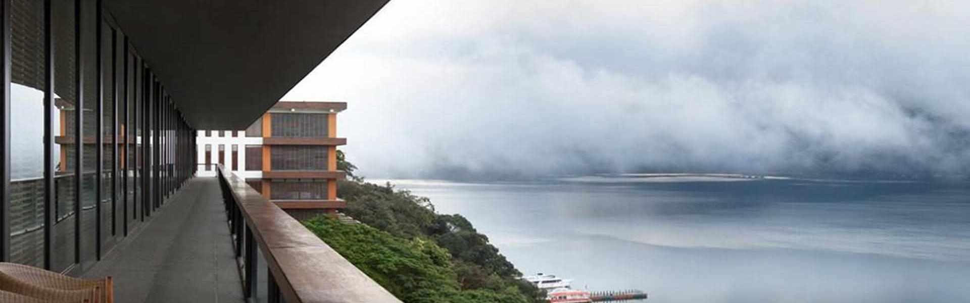 【日月潭溫泉飯店】一生必住一次的日月潭飯店5選,賞湖景、泡溫泉超療癒!